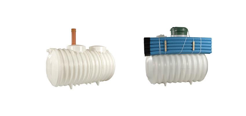 Jätevesijärjestelmät- ja säiliöt